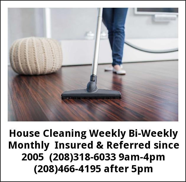 House Cleaning Weekly