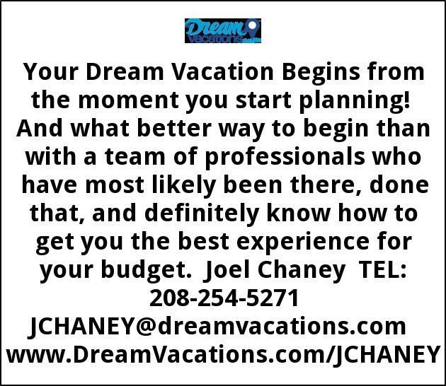 Dream Vacation