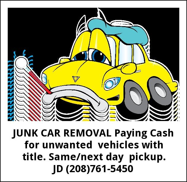 Paying Cash for Unwanted Vehicles with Title