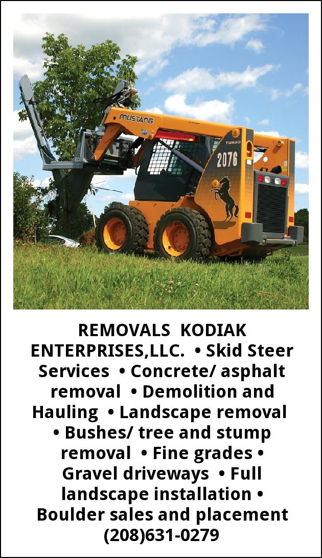 Removals Kodiak Enterprises, LLC