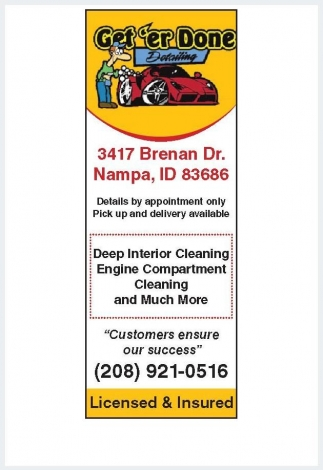Deep Interior Carpet Cleaning