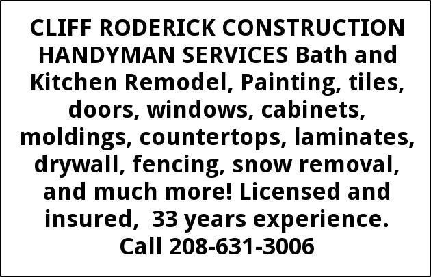 Bath & Kitchen Remodel
