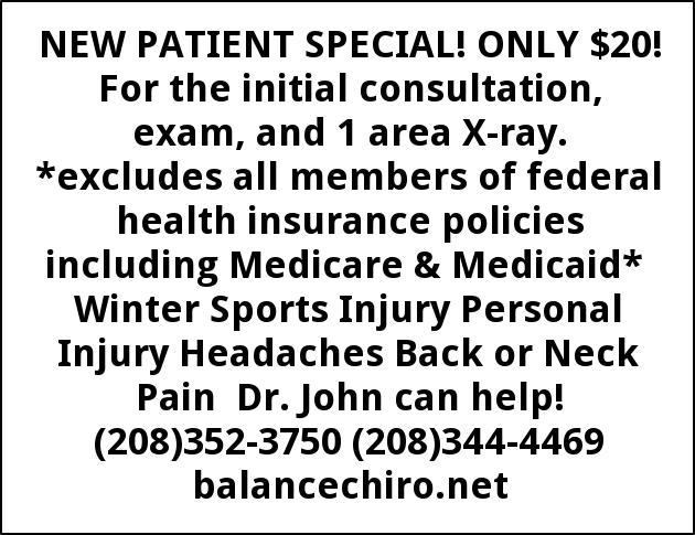 New Patient Special