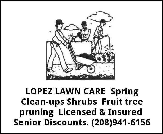 Spring Clean-Ups