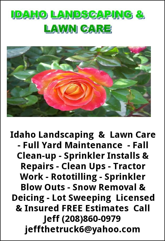 Idaho Landscaping & Lawn Care