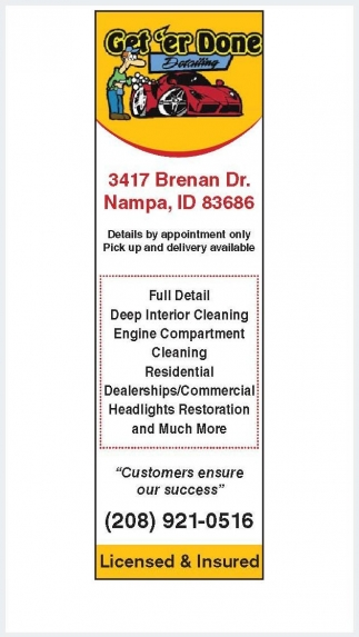 Deep Interior Cleaning