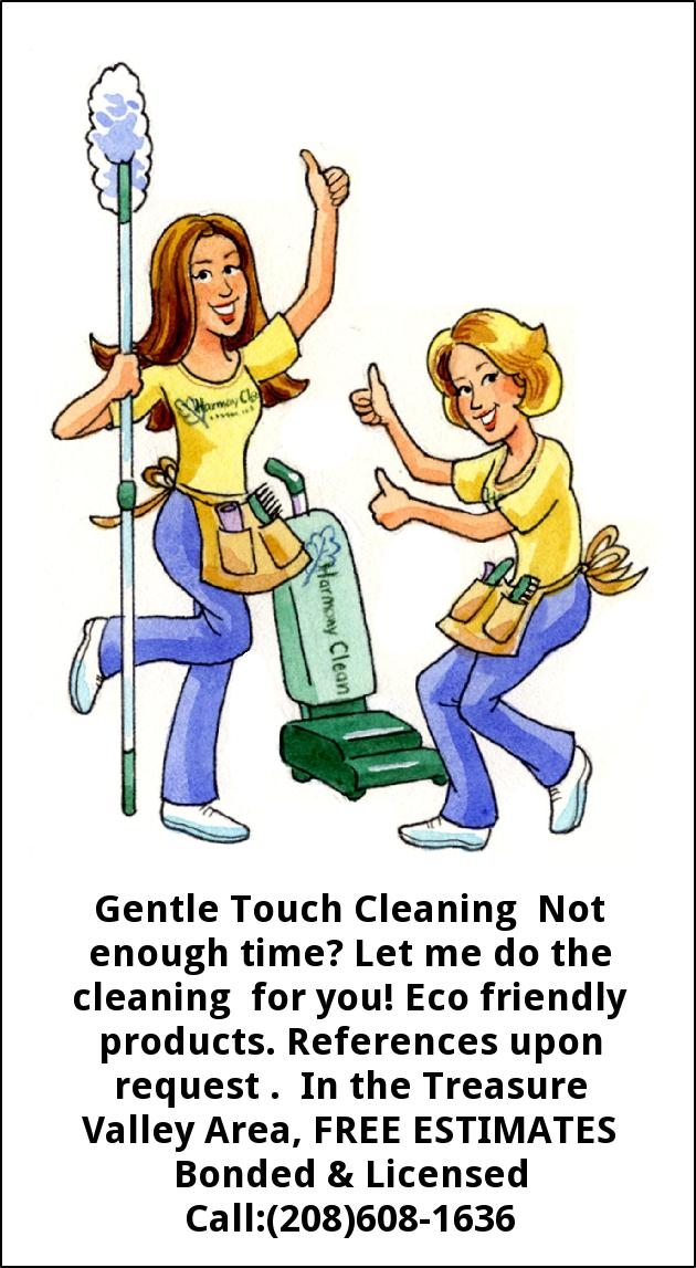 Gentle Touch Cleaning