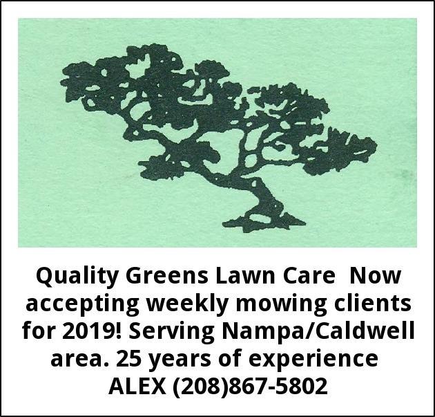 Quality Greens Lawncare