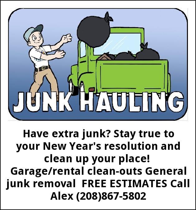 Junk Haulin