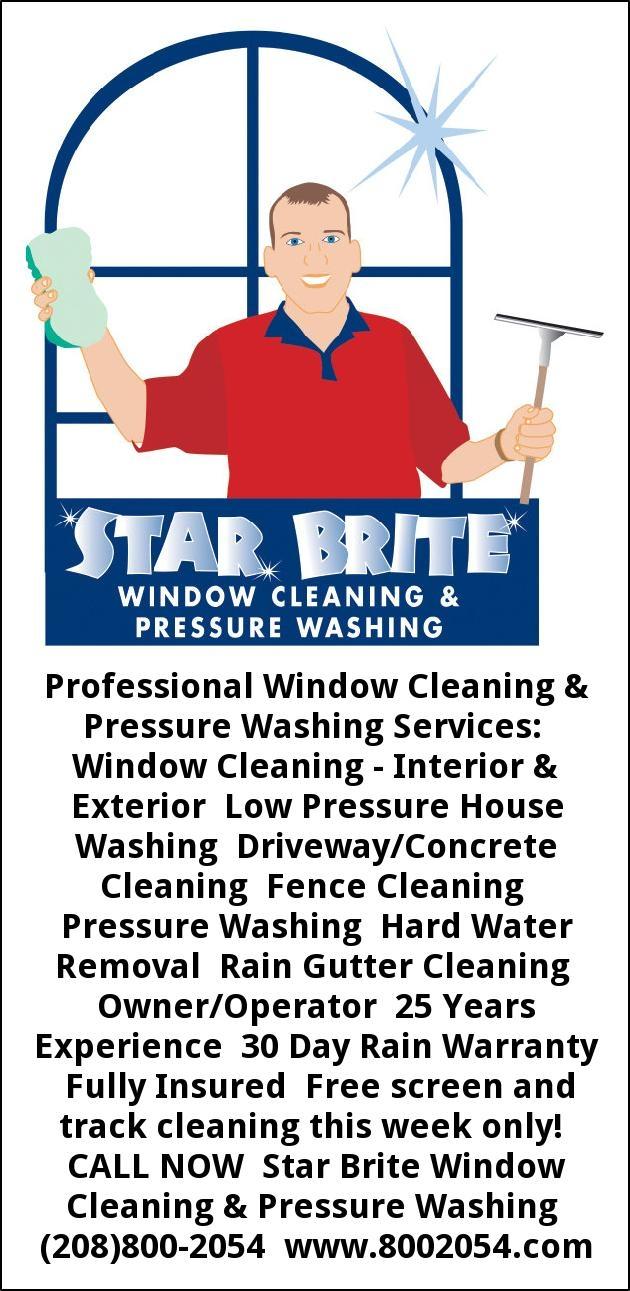 Star Brite Window Cleaning